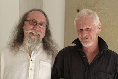 Tanguy Flot et moi